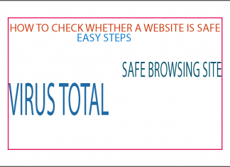 CHECK-WHETHER-A-SITE-IS-SAFE