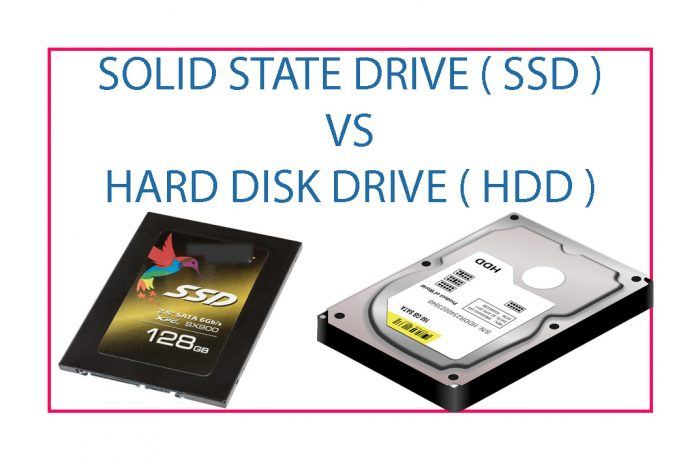 solid state drive vs hard disk drive
